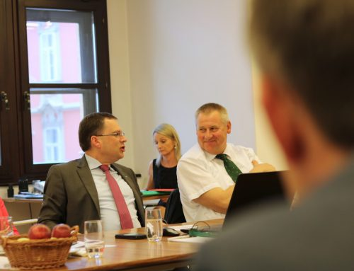 VP-Klubobmann Wöginger zieht Bilanz über die ersten Monate der neuen Bundesregierung