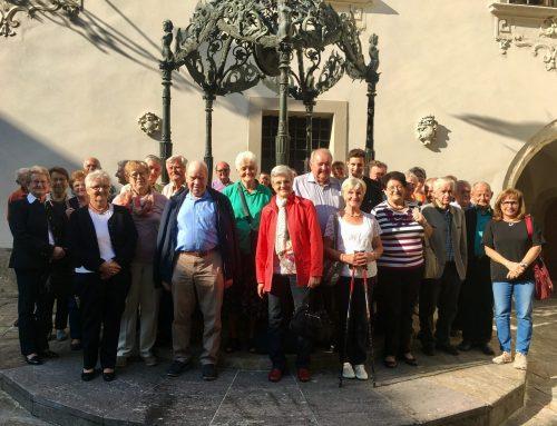 Landtag live: Senioren Hartberg-Umgebung zu Gast im Landhaus