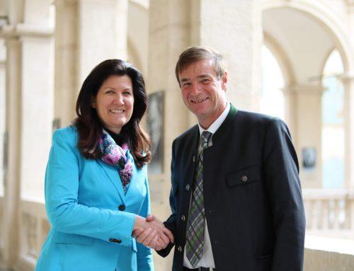 Friedrich Reisinger als neuer Landtagsabgeordneter angelobt