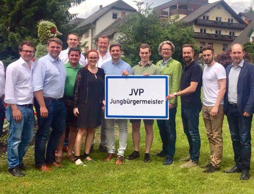 Österreichische Jungbürgermeister zu Gast in Hartberg-Fürstenfeld