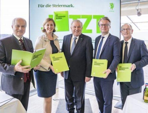 DIE STEIERMARK-AGENDA – UNSER PROGRAMM FÜR LAND UND MENSCHEN