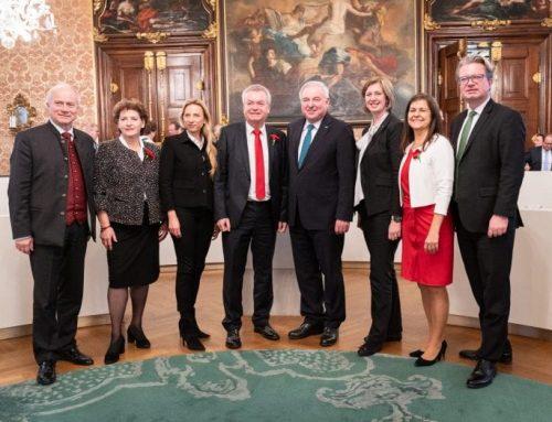 Neue Landesregierung im Landtag Steiermark gewählt