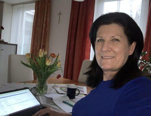 Im Dienst für die Steirerinnen und Steirer, auch vom Home-Office aus