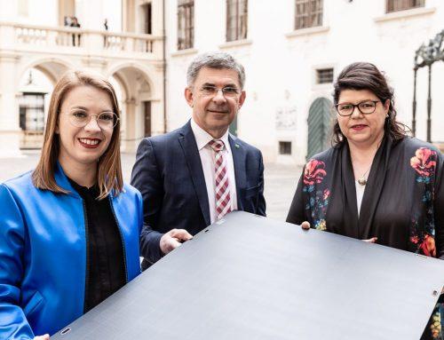 ÖVP, SPÖ und Grüne erleichtern Zugang zu Photovoltaik