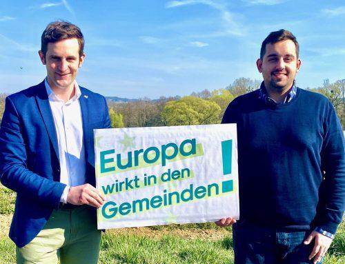 Europa wirkt in den Gemeinden