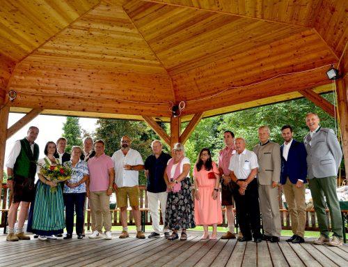 Burgauer Strandfest feierte 80 Jahre