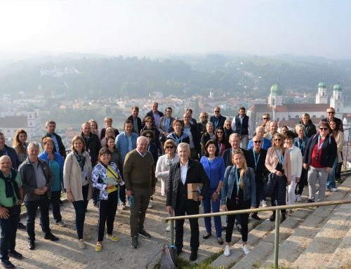 Steirische VP-Delegation besucht Passau